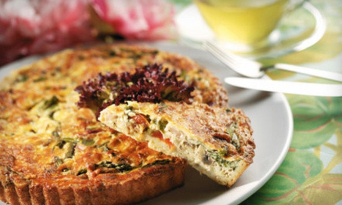 Sisters Tea House - Fenton: Tea, Sandwiches, and Desserts at Sisters Tea House (Half Off)
