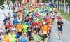 Corre la maratón de Pamplona