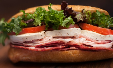 Italian Food at Bellacino's (Up to 45% Off)