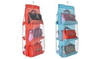 Groupon.com deals on Hanging Handbag Organizer