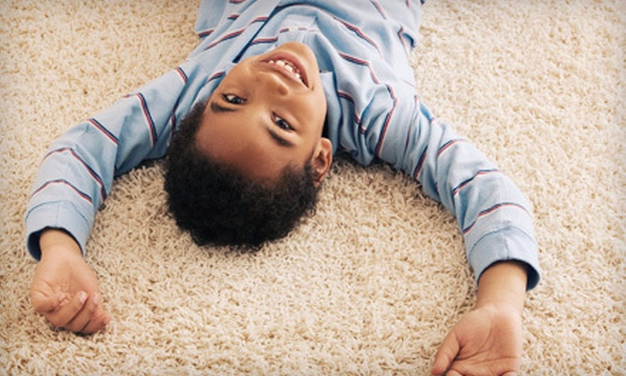 Five Star Restoration - Rockford: $59 for Carpet Cleaning for Three Areas and a Hallway from Five Star Carpet Care ($125 Value)