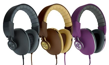 JLab Bombora Over-Ear Headphones with Universal Mic