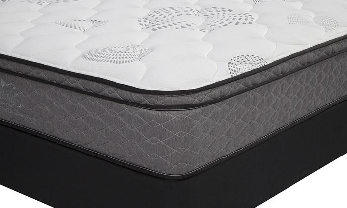 Domino Premium Latex Mattress Groupon