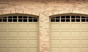 Integrity Garage Doors: Garage-Door Checkup with Optional Whisper Rollers for a 7- or 8-Foot Door from Integrity Garage Doors (Up to 56% Off)