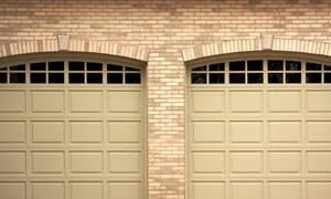Integrity Garage Doors: Garage-Door Checkup with Optional Whisper Rollers for a 7- or 8-Foot Door from Integrity Garage Doors (Up to 56% Off)