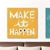 "$49.99 for a 20""x20"" Words to Live By Canvas"