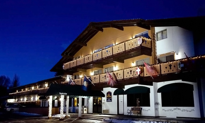 null - Boise: Stay at Best Western Tyrolean Lodge in Ketchum, ID, with Dates into March