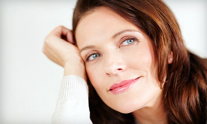 Aesthetics by Christine - Citrus Heights: One or Three Anti-Aging Facials at Aesthetics by Christine (Up to 61% Off)