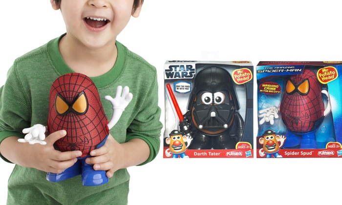 Darth Tater or Spider Spud Toy: Darth Tater or Spider Spud Toy. Free Returns.