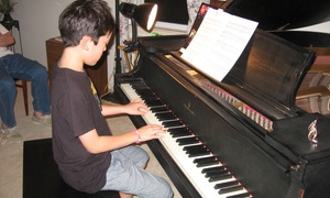 Putnam Piano: 30-Minute Musical Instrument Lesson at Putnam Piano