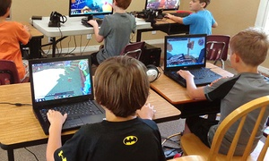 Kids RoboTech Club: $139 for a Five-Day Summer Technology Camp at Kids Robotech Club ($288 Value)