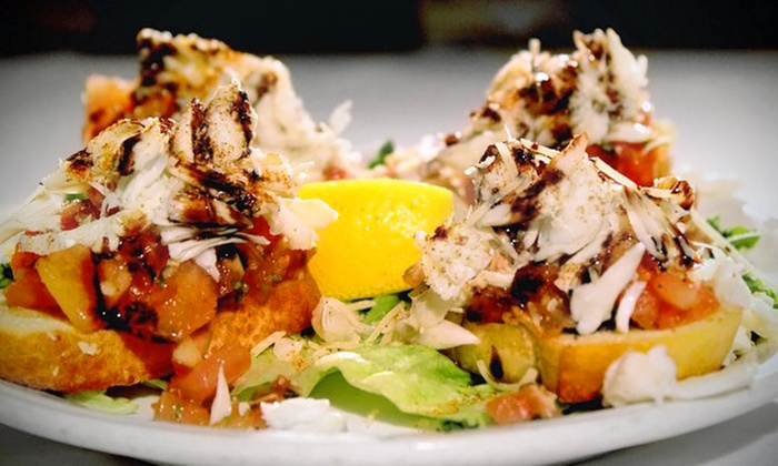 Port  - Dewey Beach: $24 for $40 Worth of Seafood and Steak at Port