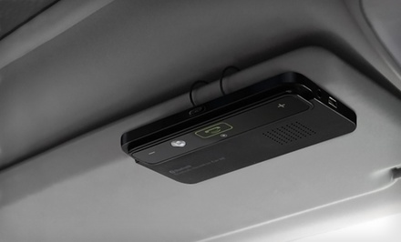 Veho Bluetooth Hands-Free Car Kit with Motion-Sensor Power-Save. Free Returns.