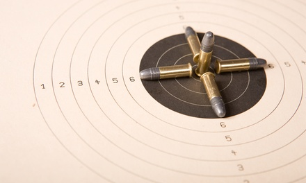Shooting-Range Package for One or Two at Niagara Gun Range (Up to 53% Off)
