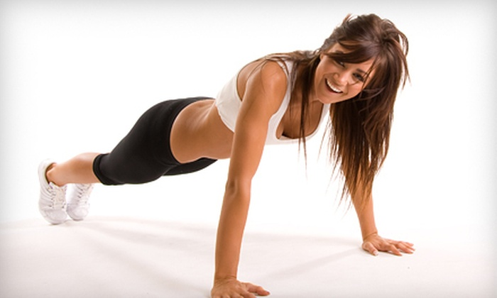 Fit Body Boot Camp - Multiple Locations: One or Two Months of Unlimited Boot-Camp Classes at Fit Body Boot Camp (84% Off). Four Options Available.