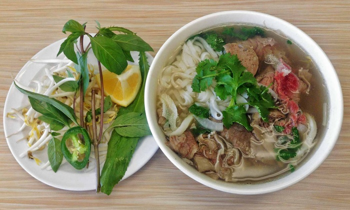 Pho Island Express - Garvey: Vietnamese Meals for Two or Four with Appetizers, Entrees, and Drinks at Pho Island Express (30% Off)