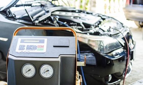 $59.95 for Air Conditioning Special at A Autocare ($149.95 Value) 2ae235e6-218f-495b-afd2-b39bb4b438ee