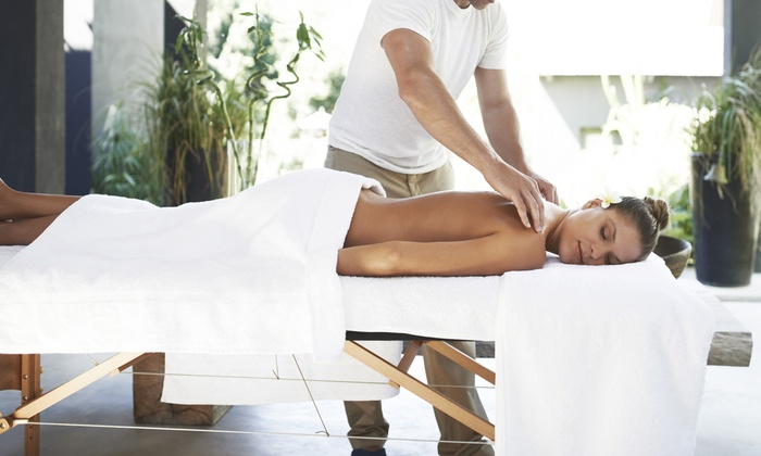Sage Spa  - San Gorgonio Pass: 50-Minute Swedish Massage or European Facial Package at Sage Spa (Up to 48% Off)