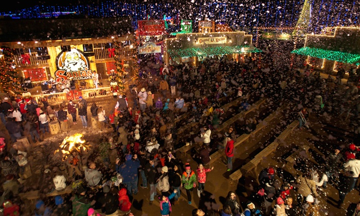 Santa's Wonderland - A Texas Christmas Experience in College ...
