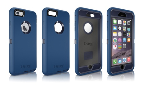 OtterBox Defender Series Case and Holster for Apple iPhone 6 Plus