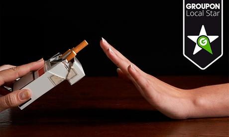 Hipnosis para dejar de fumar para una o dos personas con 1 año de garantía desde 44,95 € junto a la Cruz Cubierta Oferta en Groupon