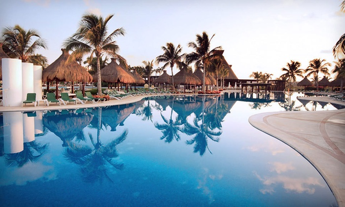 Ocean Breeze Riviera Maya - New York City: Four- or Seven-Night Stay with Optional All-Inclusive Package at Ocean Breeze Riviera Maya