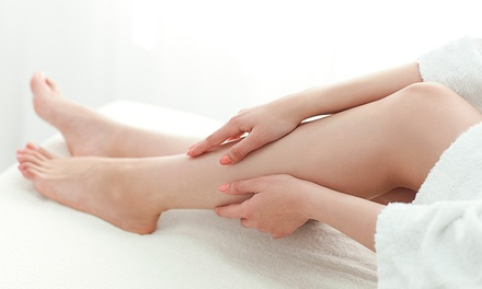 Shellac Manicure or Mani-Pedi from Linda Smith at Monkey Bizness (Up to 46% Off)