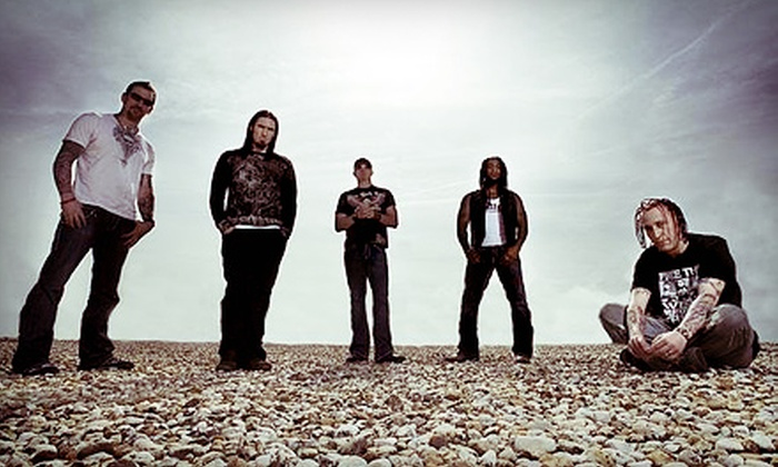 Sevendust with Asking Alexandria - The Tabernacle: $19.75 to See Sevendust with Asking Alexandria at The Tabernacle on October 31 at 8 p.m. (Up to $39 Value)