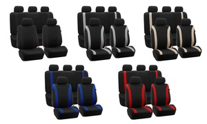 Full Set Cosmopolitan Flat Cloth Universal Fit Car Seat Covers at Full Set Cosmopolitan Flat Cloth Universal Fit Car Seat Covers, plus 6.0% Cash Back from Ebates.