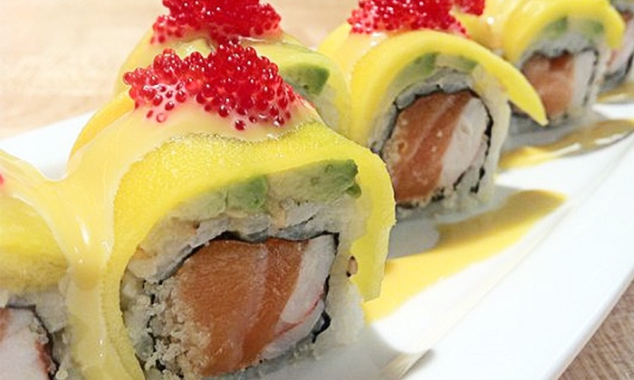 Jebon Sushi and Noodle - East Village: 30% Off Your Entire Bill at Jebon Sushi and Noodle. Reservation Through Groupon Required.