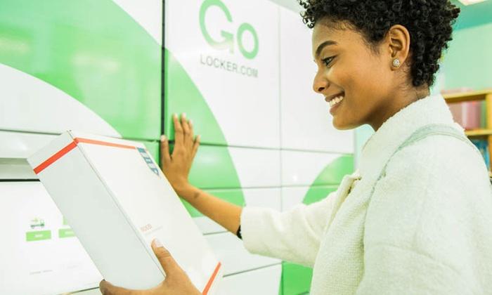 GoLocker - Multiple Locations: Up to 58% Off GoLocker Unlimited Deliveries at GoLocker