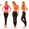 Yoga Leggings with Fold-Over Waistband