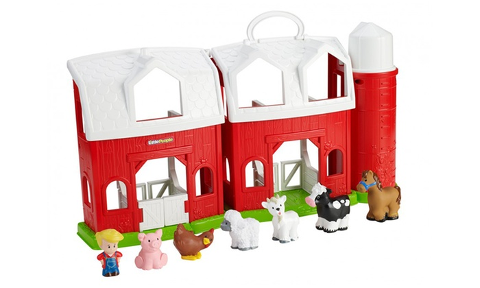 Fisher Price Little People Zoo And Farm Collection Groupon