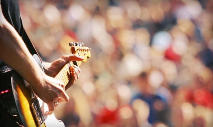 Summer Struck - Casanova Oak Knoll: Summer Struck Country Music Festival at Monterey County Fairgrounds on June 16 at 11 a.m. (Up to 51% Off)