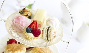 Illusions Makeover Studio: High Tea + Makeover Workshop for One ($89), Two ($175) or Four ($299) at Illusions Makeover Studio (Up to $780 Value)