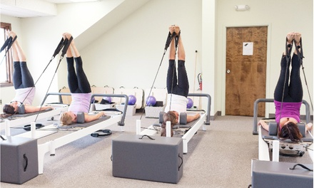 A Pilates Reformer Class at LT Pilates Studio (50% Off)