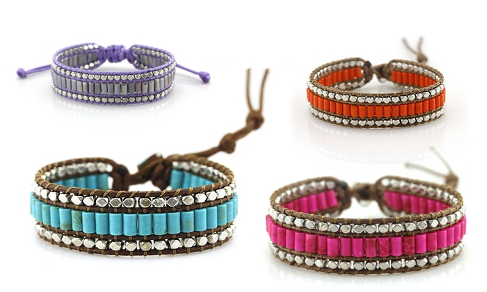 Balla Bracelets: $19 for Bohemian Bracelet from Balla Bracelets (Up to $109.99 Value)