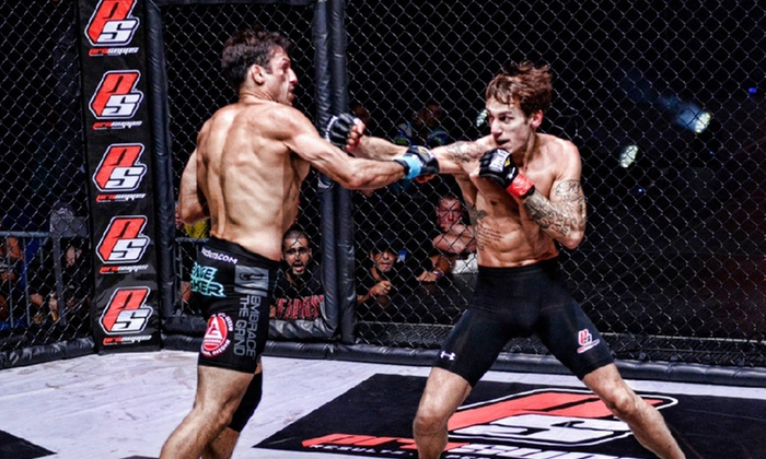 Titan FC MMA - James Brown Arena: One Ticket to Titan FC 32 MMA Event at James Brown Arena on November 20 (Up to 41% Off). Two Seating Options Available.