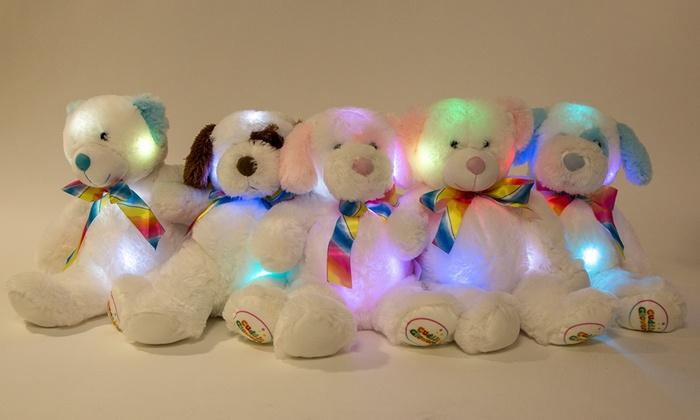 Knuffel Met Licht : Knuffel met licht groupon goods