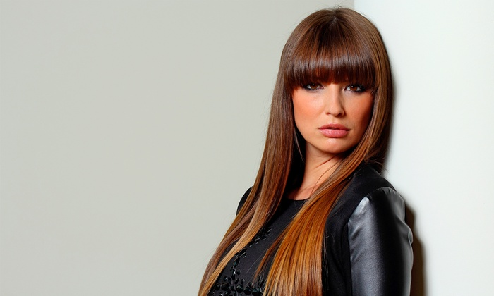Orange - Deep Ellum: One, Two, or Three Blowouts and Styles at Orange (Up to 52% Off)