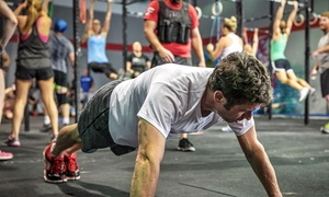 918 CrossFit: Green Ramp Program for Beginners or 10-Visit Card for Experienced CrossFitters at 918 CrossFit (Up to 61% Off)