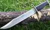 Reverse-Serrated Survival Knife: Reverse-Serrated Survival Knife