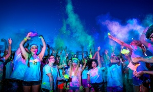 Rave Night Run: $35 for Entry to the Rave Night Run on Saturday, April 2, 2016 ($69 Value)