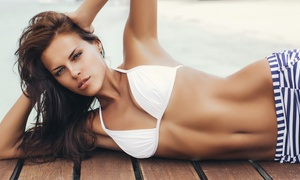 Medical Cosmetics-A: Three Sessions of Laser Hair Removal at Medical Cosmetics (Up to 87% Off)