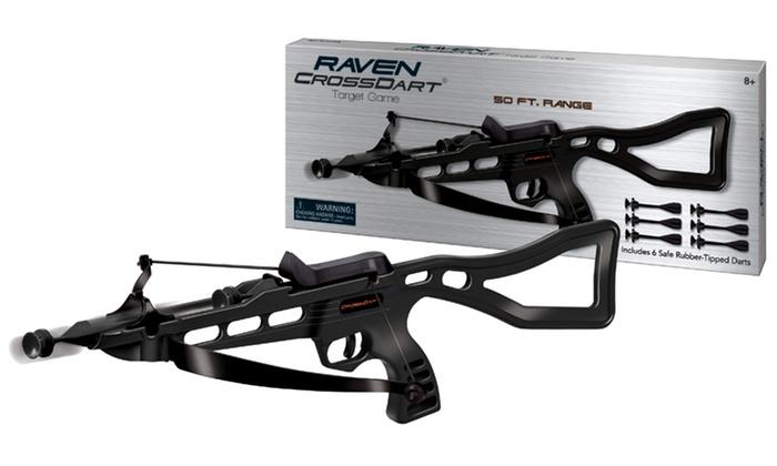Raven Cross Dart Game