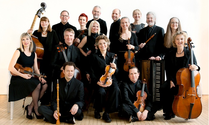 "Tafelmusik Performs The Four Seasons: ""A Cycle of the Sun"" - George Weston Recital Hall - Toronto Centre for the Arts: Tafelmusik's ""The Four Seasons: A Cycle of the Sun"" at Toronto Centre for the Arts on March 11 (Up to 55% Off)"