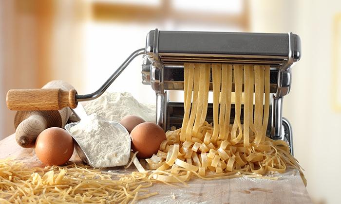 1 5 kg di pasta fresca pasta fresca de rosa groupon. Black Bedroom Furniture Sets. Home Design Ideas