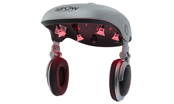 Up To 71 Off On Igrow Hair Regrowth System Groupon Goods