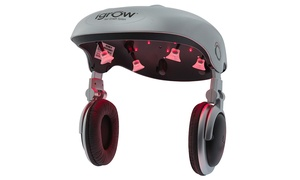 iGrow Hands-Free Laser LED Light Therapy Hair Regrowth System