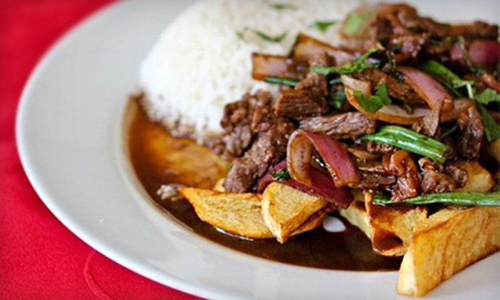 Nazca Cafe - Boadway: $25 Worth of Latin American Cuisine